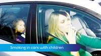 MTTV archive: Ban on smoking in cars with kids