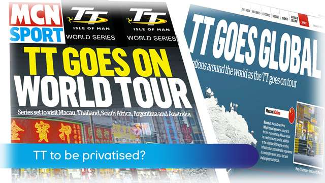 Preview of - TT to be privatised?