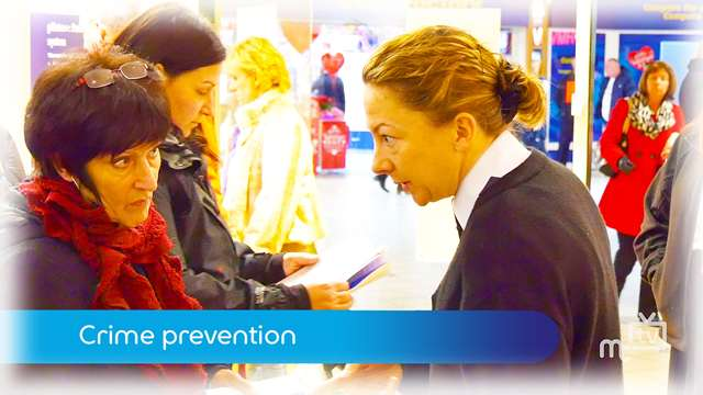 Preview of - MTTV archive: Crime prevention event