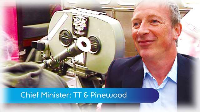 Preview of - Chief Minister: TT & Pinewood future