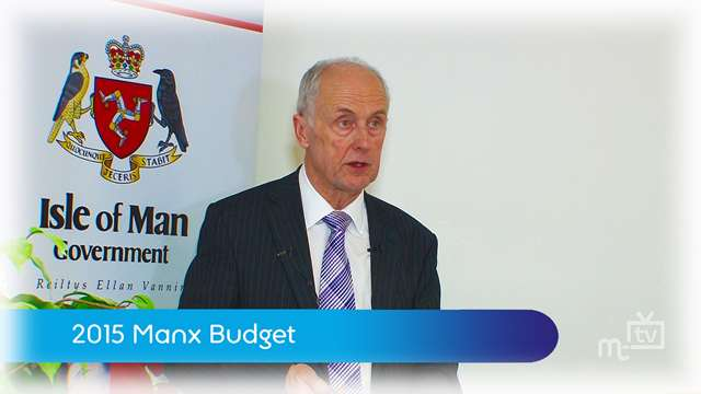 Preview of - 2015 Manx Budget