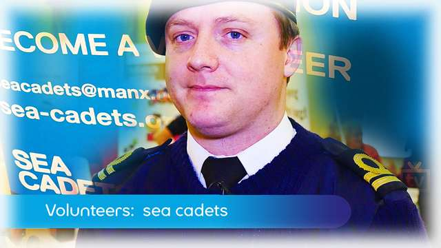 Preview of - Volunteers: sea cadets