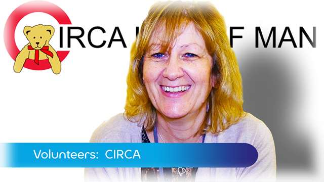 Preview of - Volunteers: CIRCA