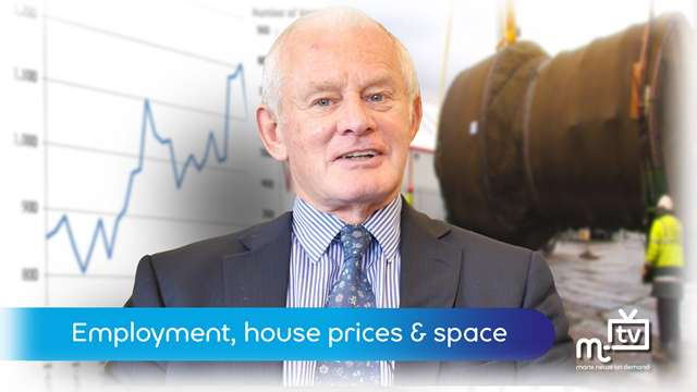 Preview of - Employment, house prices & space