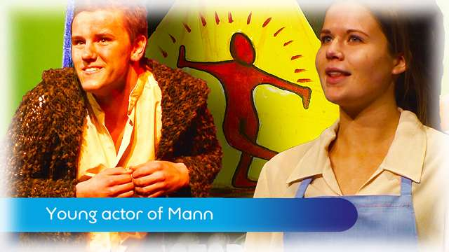 Preview of - Young actor of Mann