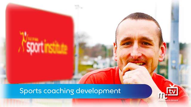 Preview of - Sports coaching development