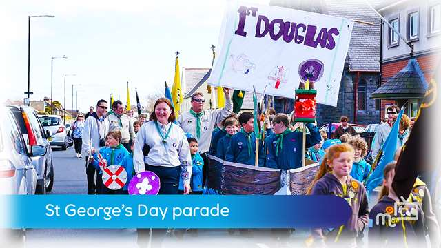 Preview of - St George's Day parade