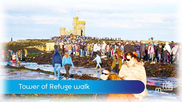 Preview of - Tower of Refuge walk