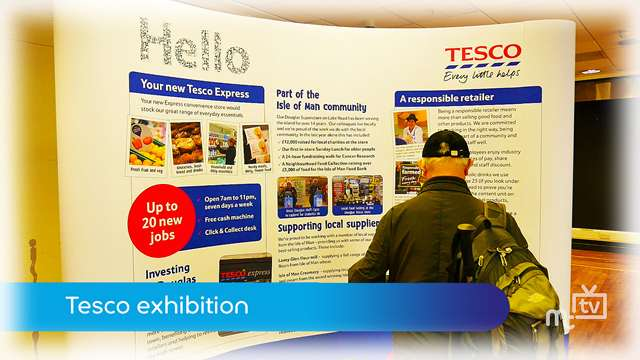 Preview of - Tesco plans on show