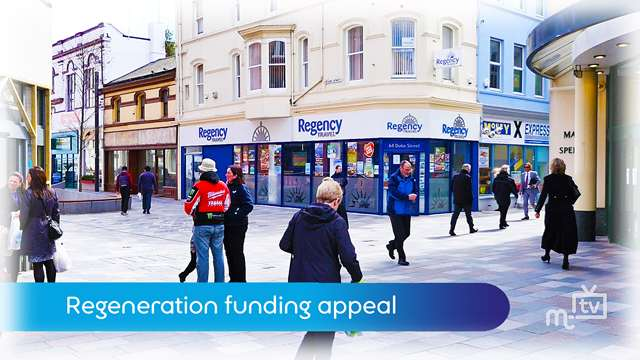 Preview of - Regeneration funding appeal