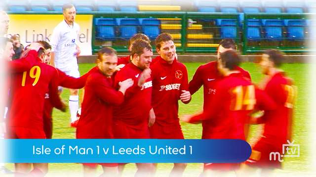 Preview of - IoM v Leeds United U21