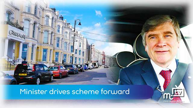 Preview of - Minister drives scheme forward