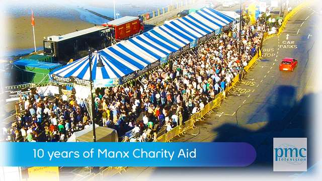 Preview of - 10 years for Manx Charity Aid
