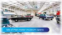 MTTV archive: IOM motor museum opens