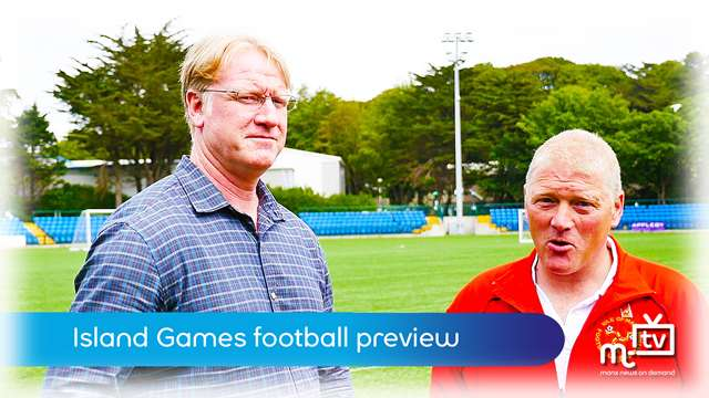 Preview of - Island Games football preview