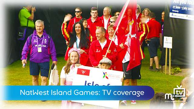 Preview of - Island Games: TV coverage