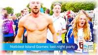 Island Games: last night party