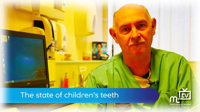 Preview of - The state of children's teeth