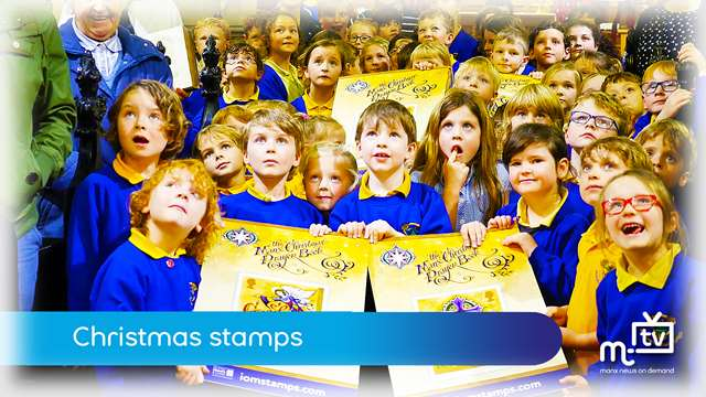 Preview of - Christmas stamps