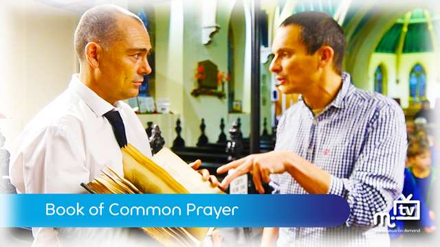 Preview of - Book of Common Prayer