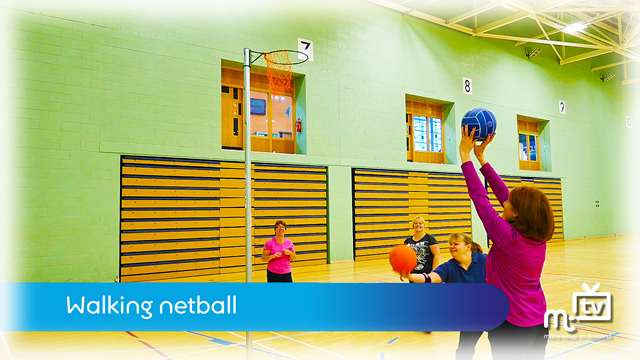 Preview of - Walking netball