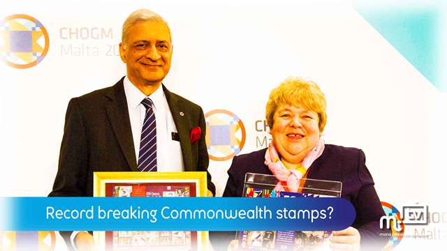Preview of - Record breaking Commonwealth stamps?