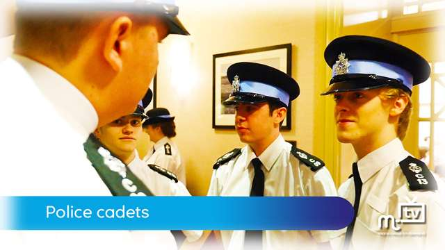 Preview of - Police cadets