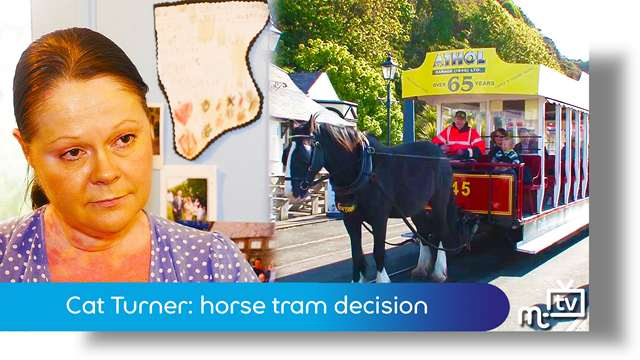 Preview of - Horse trams: Cat Turner