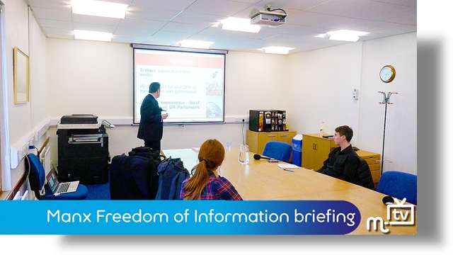 Preview of - Manx Freedom of Information briefing