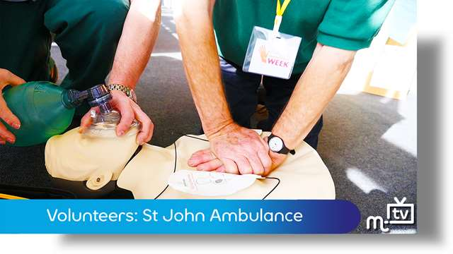 Preview of - Volunteers: St John Ambulance