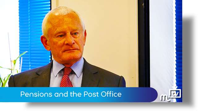 Preview of - Pensions and Post Office