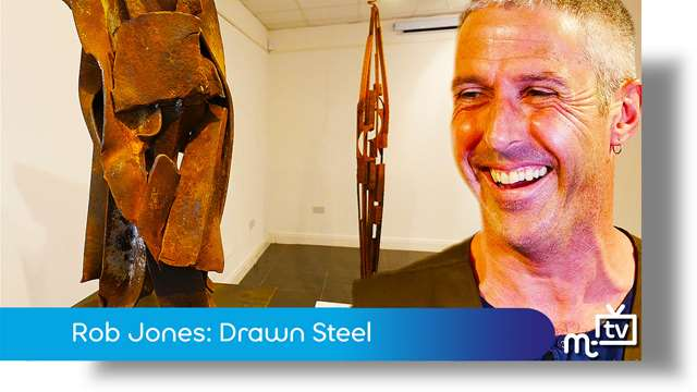 Preview of - Rob Jones: Drawn Steel