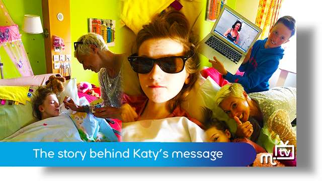 Preview of - The story behind Katy's message