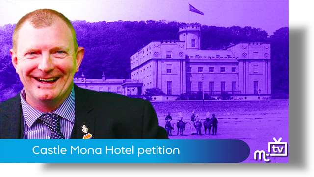 Preview of - Castle Mona Hotel petition