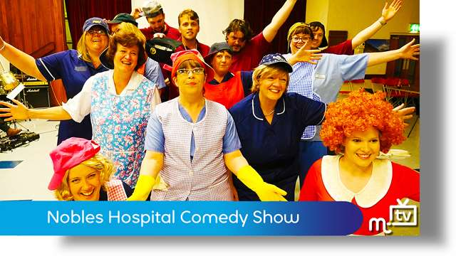 Preview of - Nobles Hospital Comedy Show