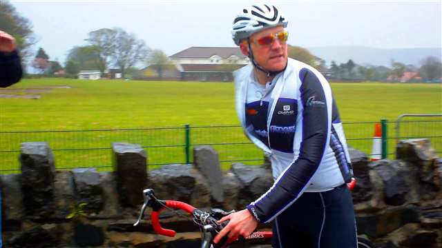 Preview of - Ben finishes charity cycle month