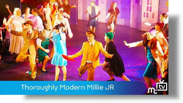 Preview of - Thoroughly Modern Millie JR