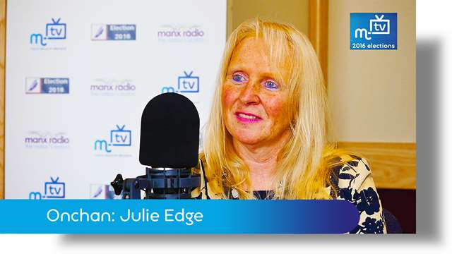 Preview of - Election 2016: Onchan: Julie Edge