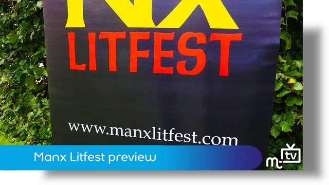 Preview of - Manx Litfest preview