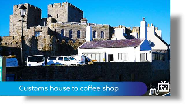 Preview of - Customs house to coffee shop