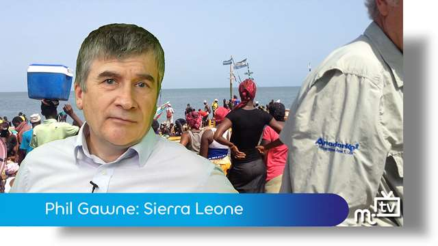 Preview of - Phil Gawne: Sierra Leone