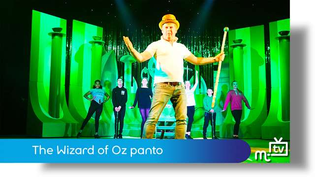 Preview of - The Wizard of Oz