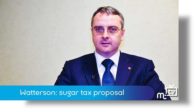 Preview of - Manx sugar tax proposal