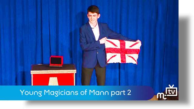 Preview of - Young Magicians of Mann: part 2