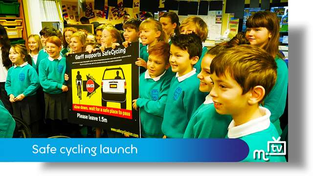 Preview of - Safe cycling launch