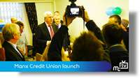 Manx Credit Union launch
