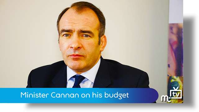 Preview of - Minister on his budget