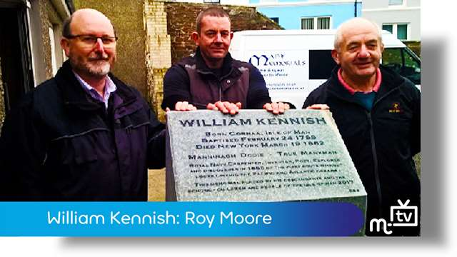 Preview of - William Kennish: Roy Moore
