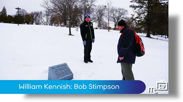 Preview of - William Kennish: Bob Stimpson