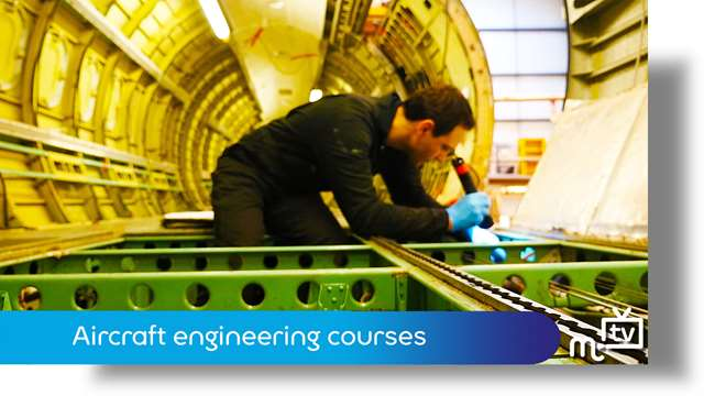 Preview of - Aircraft engineering courses